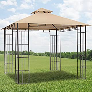 Quick Up Gazebo Replacement Canopy - RipLock 350
