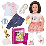 Our Generation Deluxe Bowling Doll with Book - Everly
