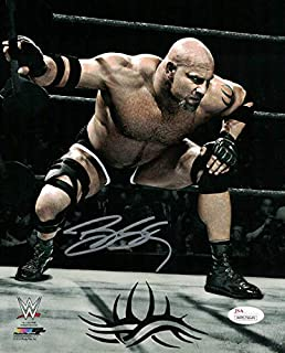 bill goldberg autograph