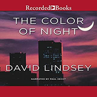 The Color of Night                   By:                                                                                                                                 David Lindsey                               Narrated by:                                                                                                                                 Paul Hecht                      Length: 12 hrs and 46 mins     58 ratings     Overall 3.9