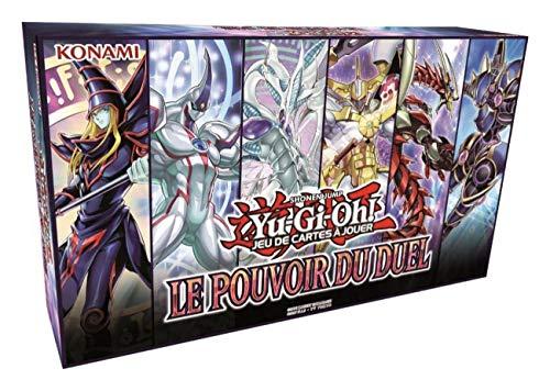 Yu-Gi-Oh! - Coffret le Pouvoir du Duel - Version Francaise