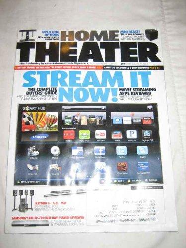 Home Theater Magazine July 2011 Volume 18 No. 7
