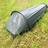 ROCOTACTICAL Ultralight Bivvy Bag Tent, Compact Single Person...