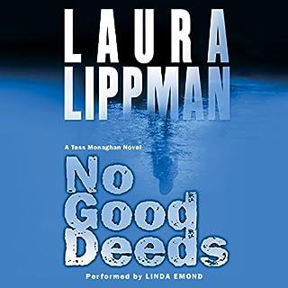 No Good Deeds audiobook cover art