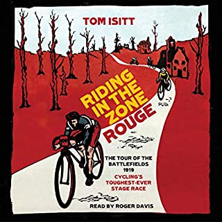 Riding in the Zone Rouge cover art