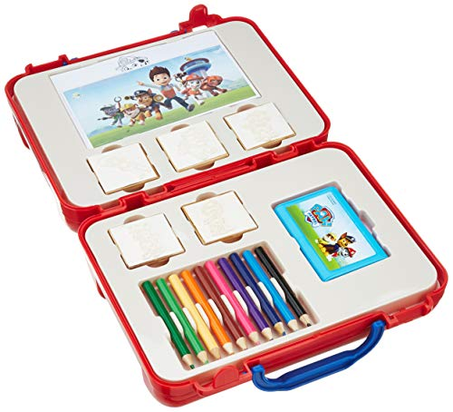 Multiprint Valija Travel Set Paw Patrol Boy, Made in Italy,