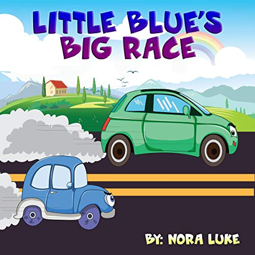 Little Blue's Big Race  By  cover art