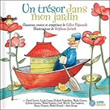 Un trésor dans mon jardin (Secret Mountain Audio Series) (French Edition)