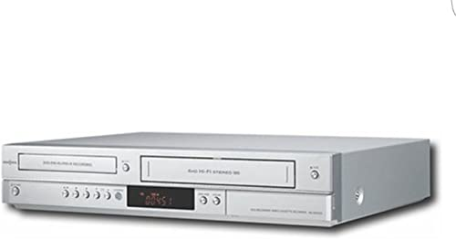 Insignia Progressive-Scan Multiformat DVD-R/-RW/+R/+RW DVD Recorder/Hi-Fi VCR Combo product image