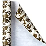 Camouflage Wrapping Paper