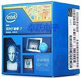 Processor I7 4790K Boxed Processor I7-4790K 4.0 GHz LGA1150 Quad-Core 100% Working Properly Desktop Processor