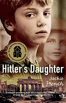 Hitler's Daughter by [Jackie French]