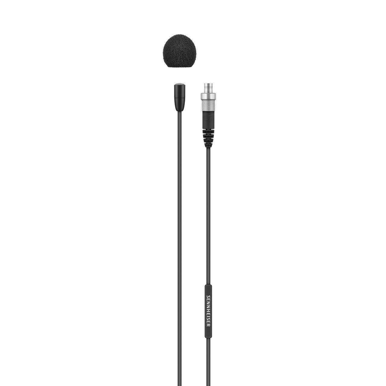 Microfono Sennheiser Pro Audio Vocal Condenser  Black 3-PIN