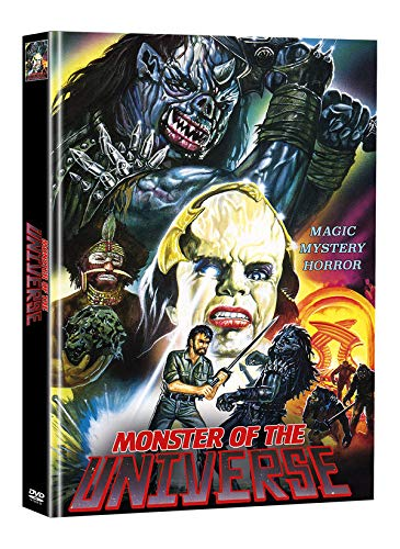 Monster of the Universe - Mediabook (A) - Limited Edition auf 333 Stück (+ Bonus-DVD)