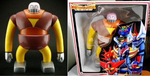 BOSS ROBOT High Dream Marmit Jumbo Go Nagai MAZINGA GOLDRAKE UFO ROBOT