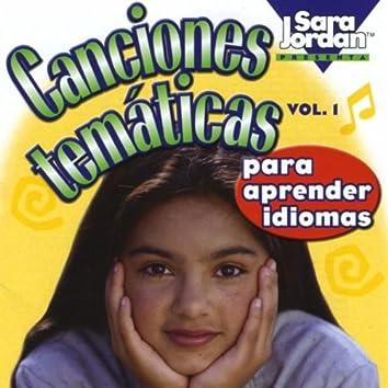 Canciones temáticas para aprender idiomas