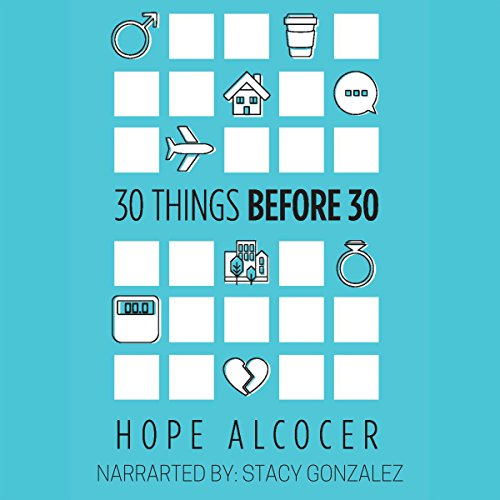 30 Things Before 30 audiobook cover art