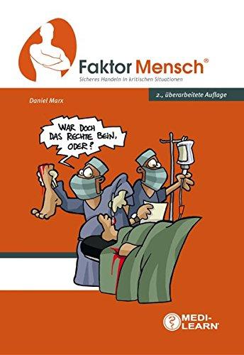 FaktorMensch® - Sicheres Handeln in kritischen Situationen