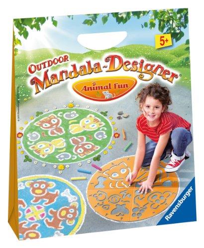 Ravensburger 29782 - Animal Fun - Outdoor Mandala-Designer