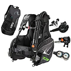 The Liberator BCD is a durable, wrap-around jacket style that comes standard with a tilt valve inflator and Advanced Weight Loading System III. The Ultimate Stabilizing Harness ensures a comfortable and secure diving experience. The RS-790 delivers p...