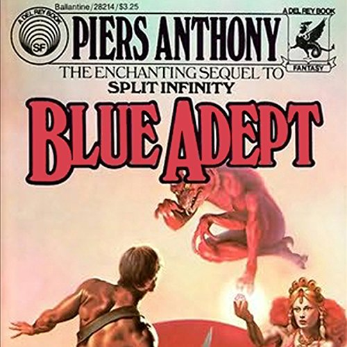 Blue Adept cover art
