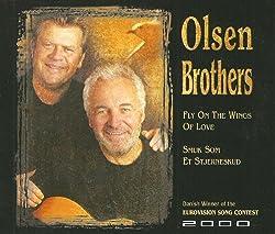 Winner Eurovission Song Contest 2000 (Danish & English Hit Version) (CD Single Olsen Brothers, 2 Tracks)