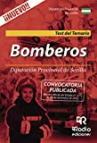 Bomberos. Diputación Provincial de Sevilla. Test del Temario