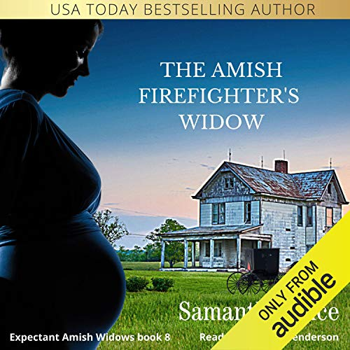 The Amish Firefighter's Widow  By  cover art