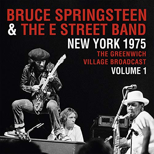 New York 1975-Vol.1  Greenwich Village Broadcast