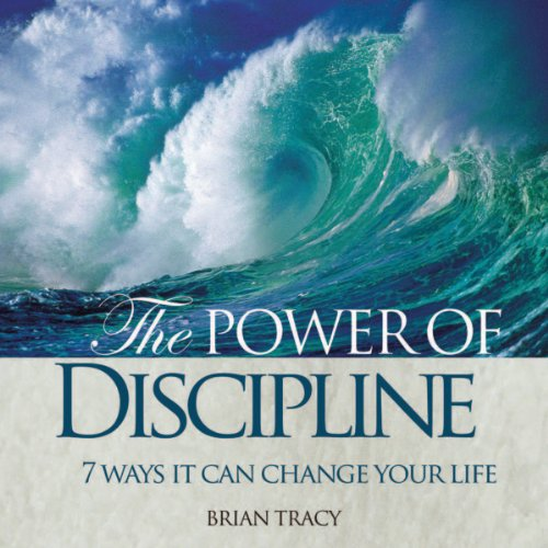 The Power of Discipline audiobook cover art