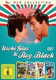 Uschi Glas & Roy Black - 4DVD-Collection (Immer Ärger mit den Paukern / Wenn mein Schätzchen auf die Pauke haut / Hilfe, ich li