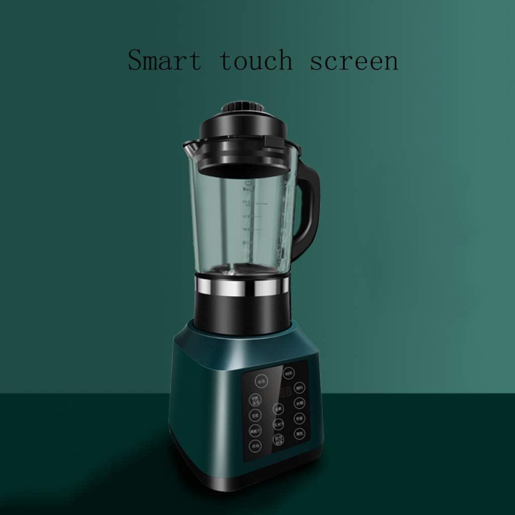 Presse-agrumes, Une Machine avec Plusieurs Fonctions, écran Tactile Intelligent Peut être réservé, Multifonction pour Chauffage Domestique, Rouge, Gris argenté, Vert Green