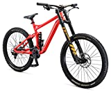 Mongoose Boot'r 27.5' Down Hill Bicycle, Red, 19'/Large