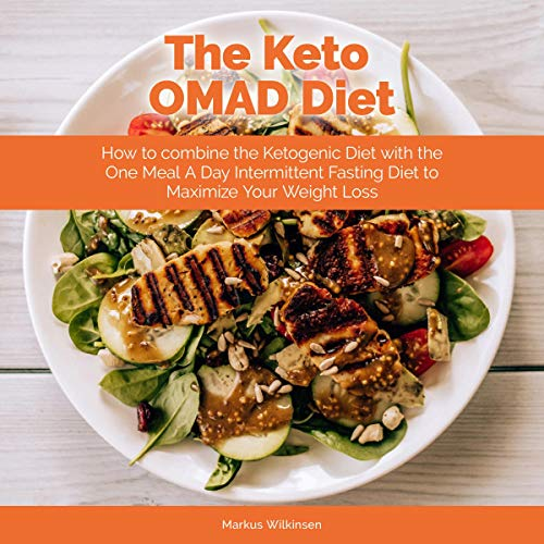 The Keto OMAD Diet cover art