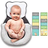 Infant Support Newborn Lounger Pillow - Portable Baby Bed - Baby Anti Roll Pillow Sleep Po...
