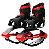 Air Kicks Anti-Gravity Running Boots, Small (T-0) for Kids 55-99 Lbs.