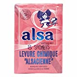 Alsa - French Cake Baking Powder, 0.38 Ounce, 8 Count