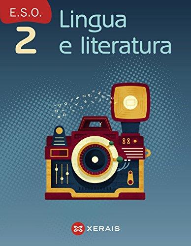 Lingua e literatura 2º ESO (2016) (Libros De Texto - Educación Secundaria Obrigatoria - Lingua) - 9788491210238
