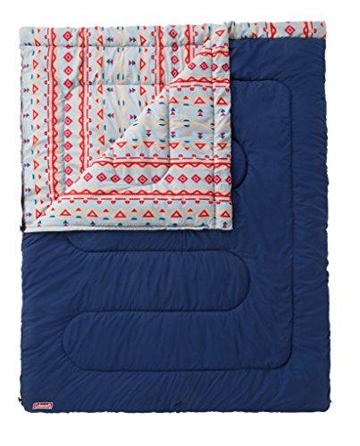 コールマン(Coleman) 寝袋 アドベンチャーススリーピングバッグ C5 使用可能温度5度 封筒型 2000022260