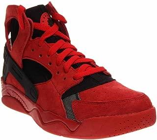 Mens Nike Air Flight Huarache University Red Black 705005-600 US 11.5