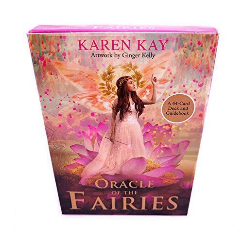 DUXIUYING Oracle of Fairies, juego de mesa de deducción social, juego de mesa para familias, fiesta de juegos para adultos