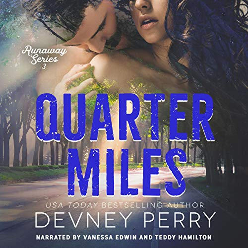 Couverture de Quarter Miles