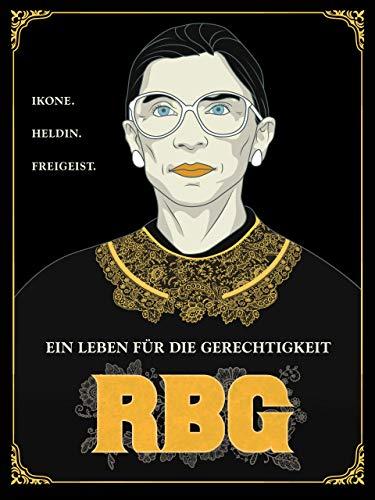 RBG - Ein Leben für die Gerechtigkeit [dt./OV]