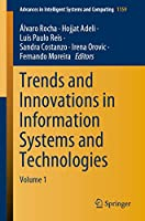 Trends and Innovations in Information Systems and Technologies: Volume 1 (Advances in Intelligent Systems and Computing (1159))