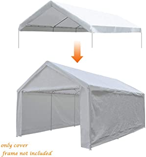 costco carport replacement covers