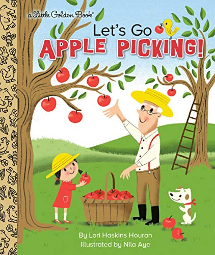 Let's Go Apple Picking! (Little Golden Book)