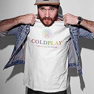 Coldplay A Head Full of Dreams T-Shirt for Men