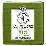 La Provençale – L'Authentique Savon Extra Pur - Huile d'Olive Bio AOC Provence – Pour Tous...