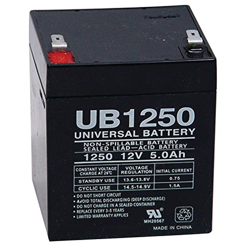 UPG UB1250 Sealed Lead Acid Batteries