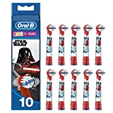 Oral-B Kids - Set de 10 cepillos con personaje Star Wars (10 unidades)